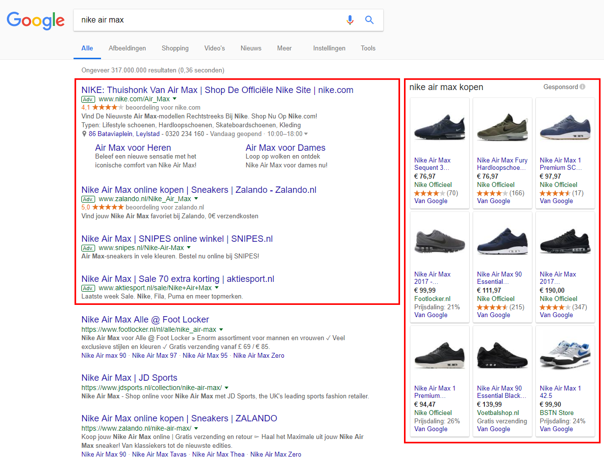 Google Ads Adverteren