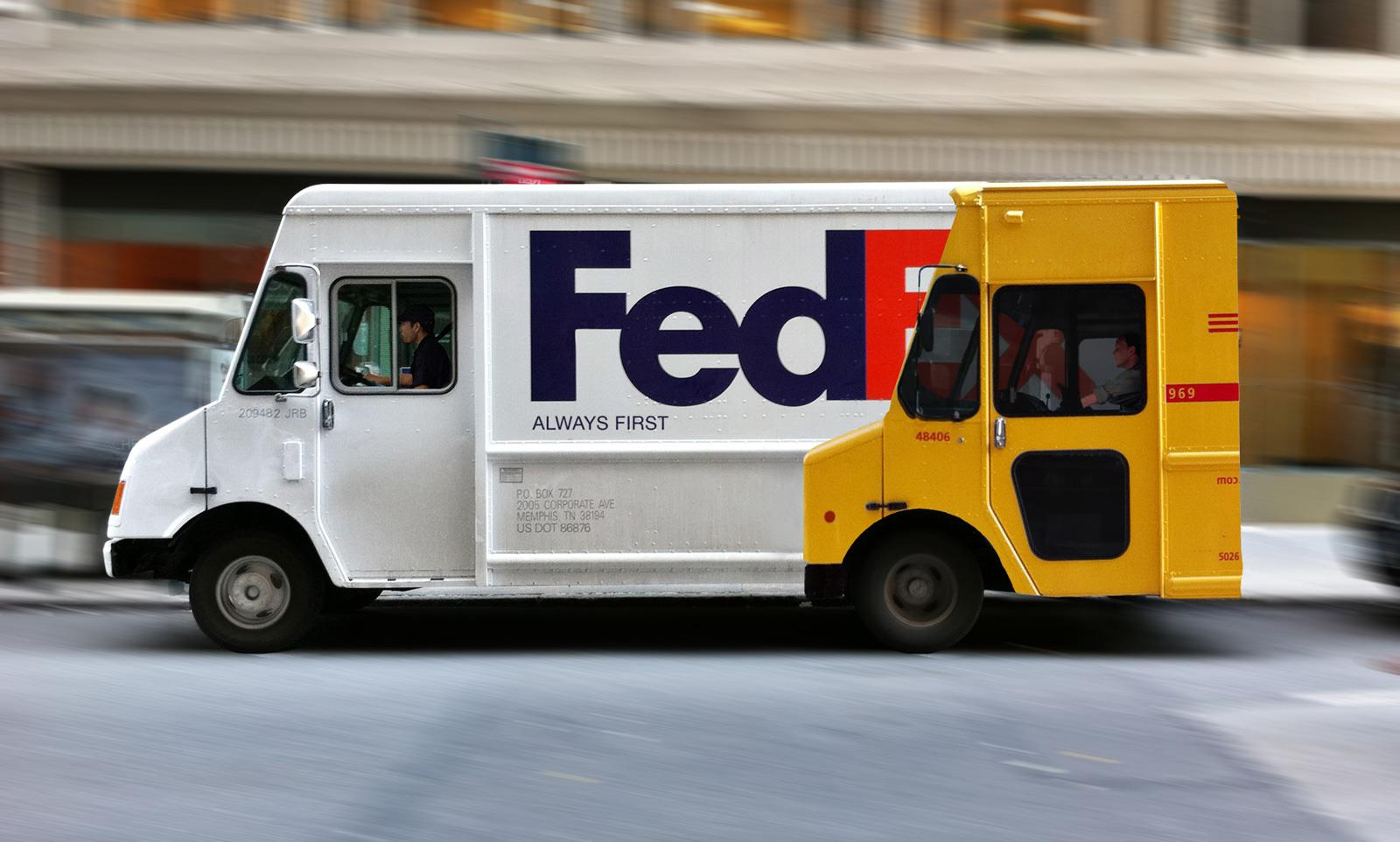 Fedex Guerrilla Marketing 2
