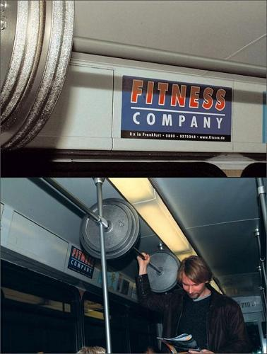Guerrilla Marketing Fitness