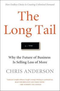 Marketing Boek The Long Tail
